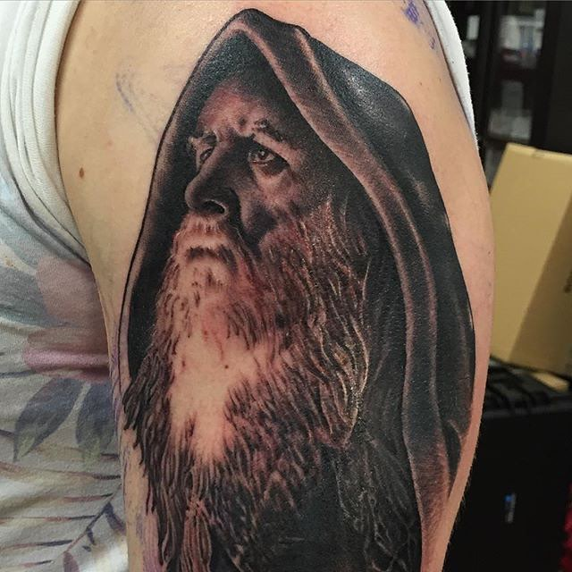 Start of a wizard by @shaun_bltc Click on the link in our bio to see more of Shaun's work.